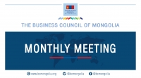 The BCM January Monthly Meeting